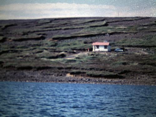 Vatnshlíð. Myndin er tekin 1960