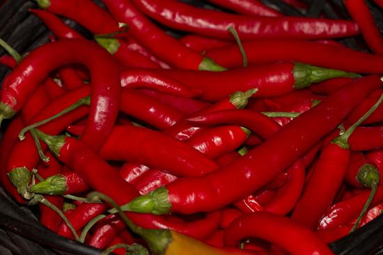 Chili pipar eða rauður pipar er ríkur af C-vítamíni og andoxunarefnum.
