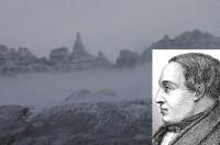 Jónas Hallgrímsson fæddist á Hrauni í Öxnadal 1807.