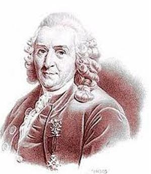 Carl von Linné (1707-1778) var sænskur grasafræðingur. Hann skilgreindi hugtakið tegund fyrstur og kom á tvínafnakerfinu.