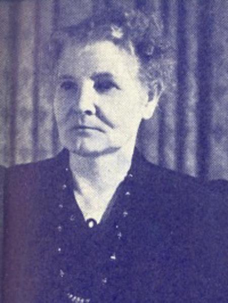 Jóninna Sigurðardóttir.