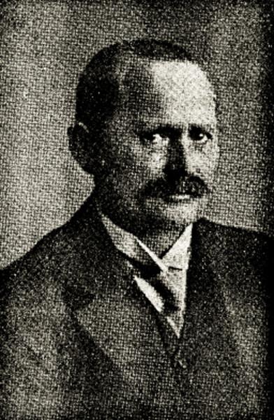 Helgi Jónsson, grasafræðingur.