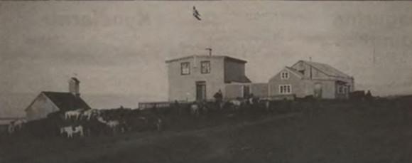 Arnarbæli í Ölfusi var um langa hríð kirkjustaður og prestssetur.